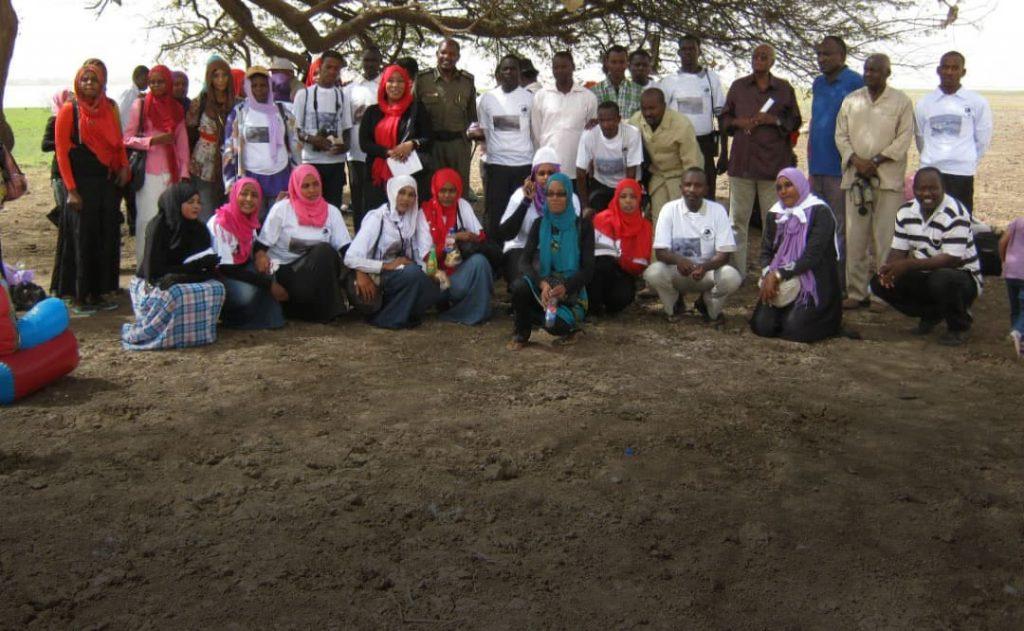 Sudanese Wildlife Activity
